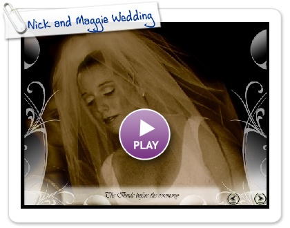 Click to play this Smilebox slideshow: Nick and Maggie Wedding