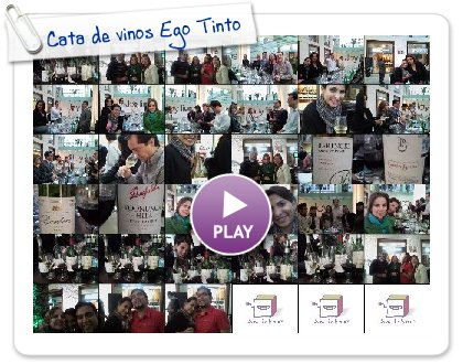 Click to play this Smilebox slideshow: Cata de vinos Ego Tinto