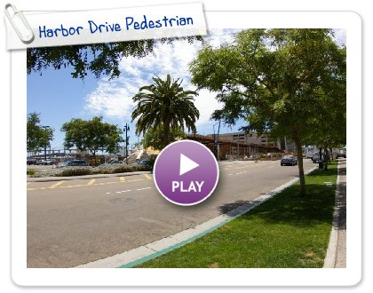 Click to play this Smilebox slideshow: Harbor Drive Pedestrian