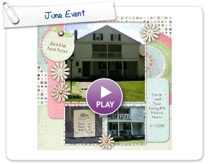 Click to play this Smilebox scrapbook: June Event