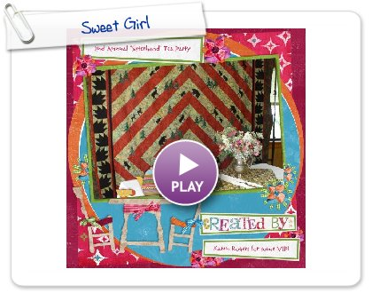 Click to play this Smilebox scrapbook: Tea Party