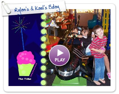 Click to play this Smilebox slideshow: Rylan's & Kael's Bday