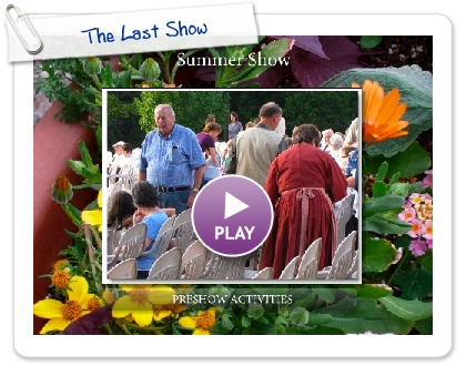 Click to play this Smilebox slideshow: The Last Show