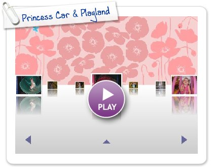 Click to play this Smilebox slideshow: Princess Car & Playland