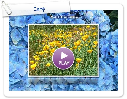 Click to play this Smilebox slideshow: Camp