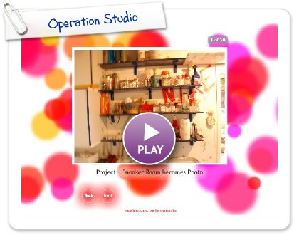 Click to play this Smilebox slideshow: Operation Studio