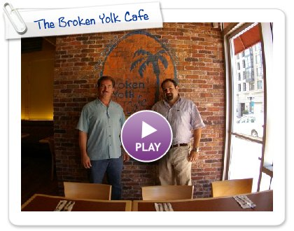 Click to play this Smilebox slideshow: The Broken Yolk Cafe