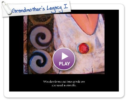 Click to play this Smilebox slideshow: Grandmother's Legacy II