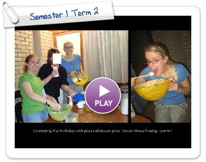 Click to play this Smilebox photobook: Semester 1 Term 2