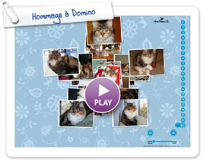 Click to play this Smilebox slideshow: Hommage à Domino