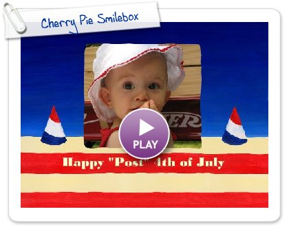 Click to play this Smilebox slideshow: Cherry Pie Smilebox