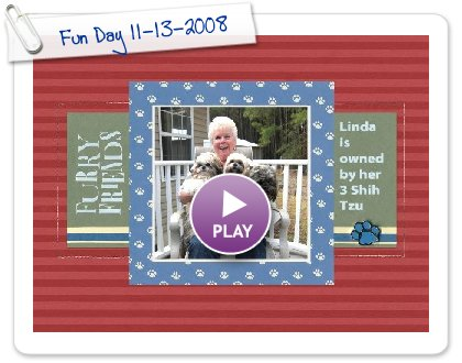 Click to play this Smilebox scrapbook: Fun Day 11-13-2008