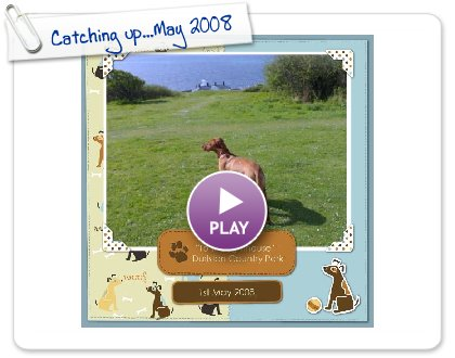 Click to play this Smilebox scrapbook: Catching up...May 2008