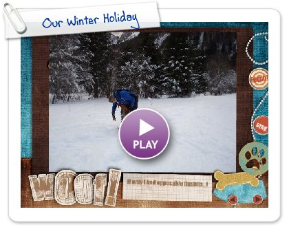 Click to play this Smilebox slideshow: Our Winter Holiday