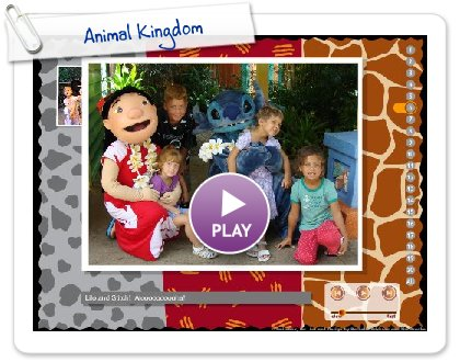 Click to play this Smilebox slideshow: Animal Kingdom