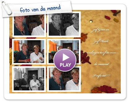 Click to play this Smilebox postcard: foto van de maand