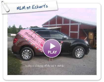 Click to play this Smilebox slideshow: MLM at Eckert's