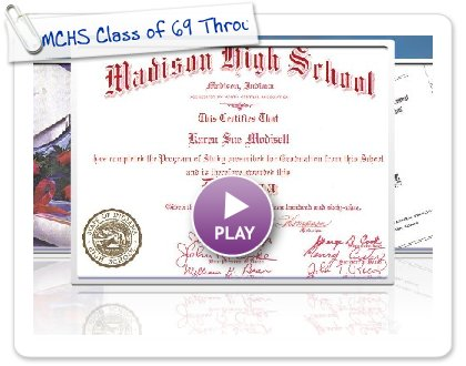 Click to play this Smilebox slideshow: MCHS Class of 69 Through the Years