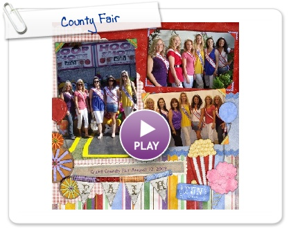Click to play this Smilebox scrap pages: County Fair