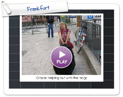 Click to play this Smilebox slideshow: Frankfurt