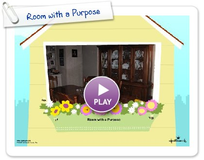 Click to play this Smilebox slideshow: Room with a Purpose
