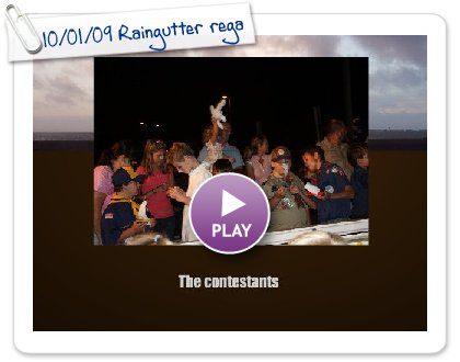 Click to play this Smilebox slideshow: 10/01/09 Raingutter regatta