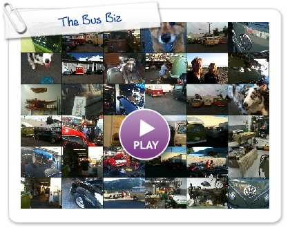 Click to play this Smilebox slideshow: The Bus Biz