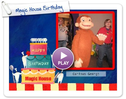 Click to play this Smilebox slideshow: Magic House Birthday