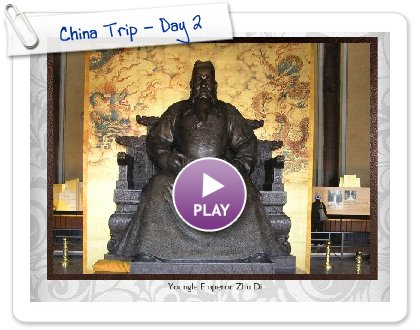 Click to play this Smilebox slideshow: China Trip - Day 2