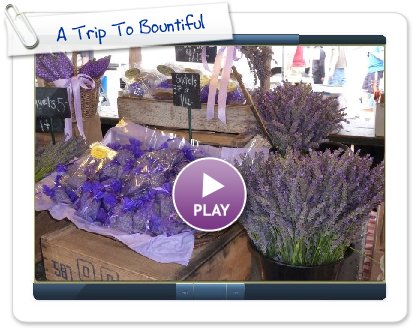 Click to play this Smilebox slideshow: A Trip To Bountiful