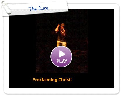 Click to play this Smilebox slideshow: The Cure