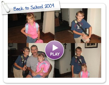Click to play this Smilebox slideshow: Back to School 2009