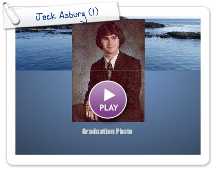 Click to play this Smilebox slideshow: Jack Asbury