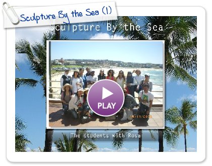 Click to play this Smilebox slideshow: Sculpture By the Sea