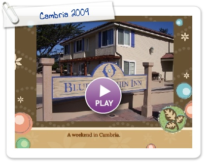 Click to play this Smilebox slideshow: Cambria 2009