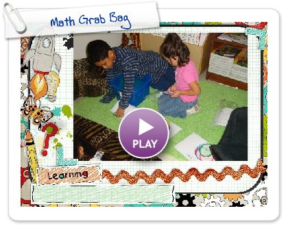 Click to play this Smilebox slideshow: Math Grab Bag