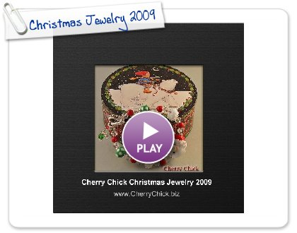 Click to play this Smilebox photobook: Christmas Jewelry 2009