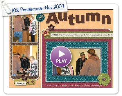Click to play this Smilebox scrapbook: 102 Ponderosa-Nov.2009