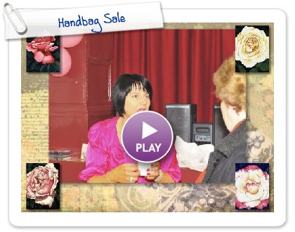 Click to play this Smilebox slideshow: Handbag Sale