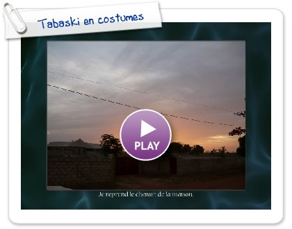 Click to play this Smilebox slideshow: Tabaski en costumes