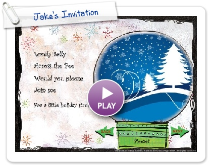 Click to play this Smilebox invite: Jake's Invitation