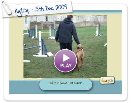 Click to play this Smilebox slideshow: Agility - 5th Dec 2009