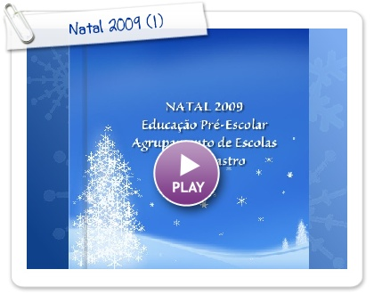 Click to play this Smilebox photobook: Natal 2009