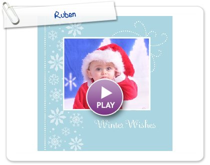 Click to play this Smilebox photobook: Ruben