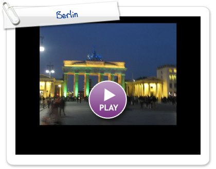 Click to play this Smilebox slideshow: Berlin