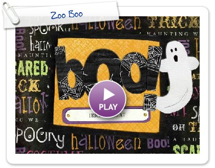 Click to play this Smilebox slideshow: Zoo Boo