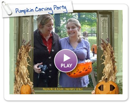 Click to play this Smilebox slideshow: Pumpkin Carving Party