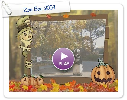 Click to play this Smilebox slideshow: Zoo Boo 2009