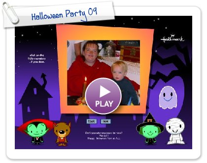 Click to play this Smilebox slideshow: Halloween Party 09