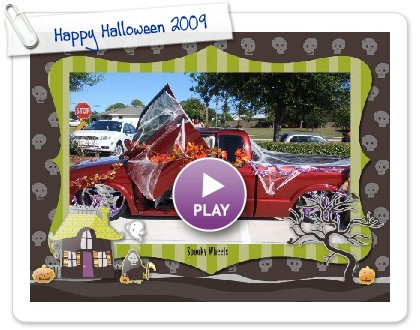 Click to play this Smilebox slideshow: Happy Halloween 2009
